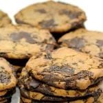 Jacques Torres chocolate chip cookies. Courtesy of Jacques Torres.