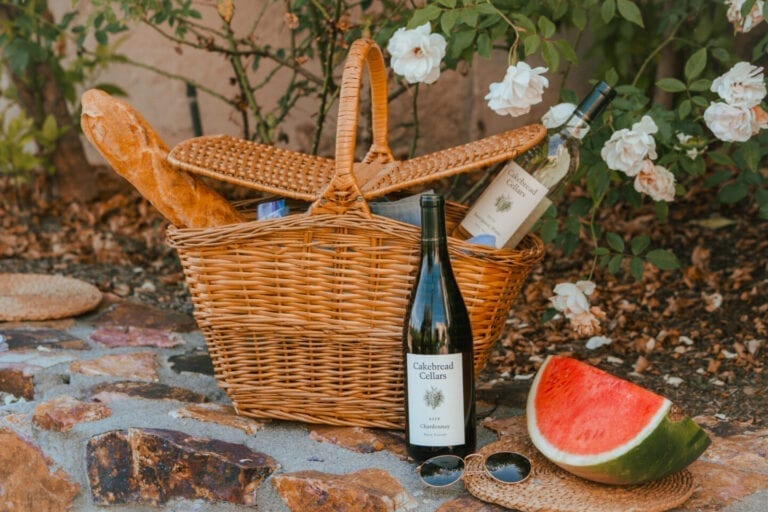 Cakebread Cellars_San Diego Wine Picnic Spots