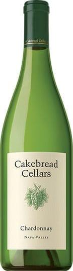 Cakebread Cellars Napa Valley Chardonnay white wine bottle from California
