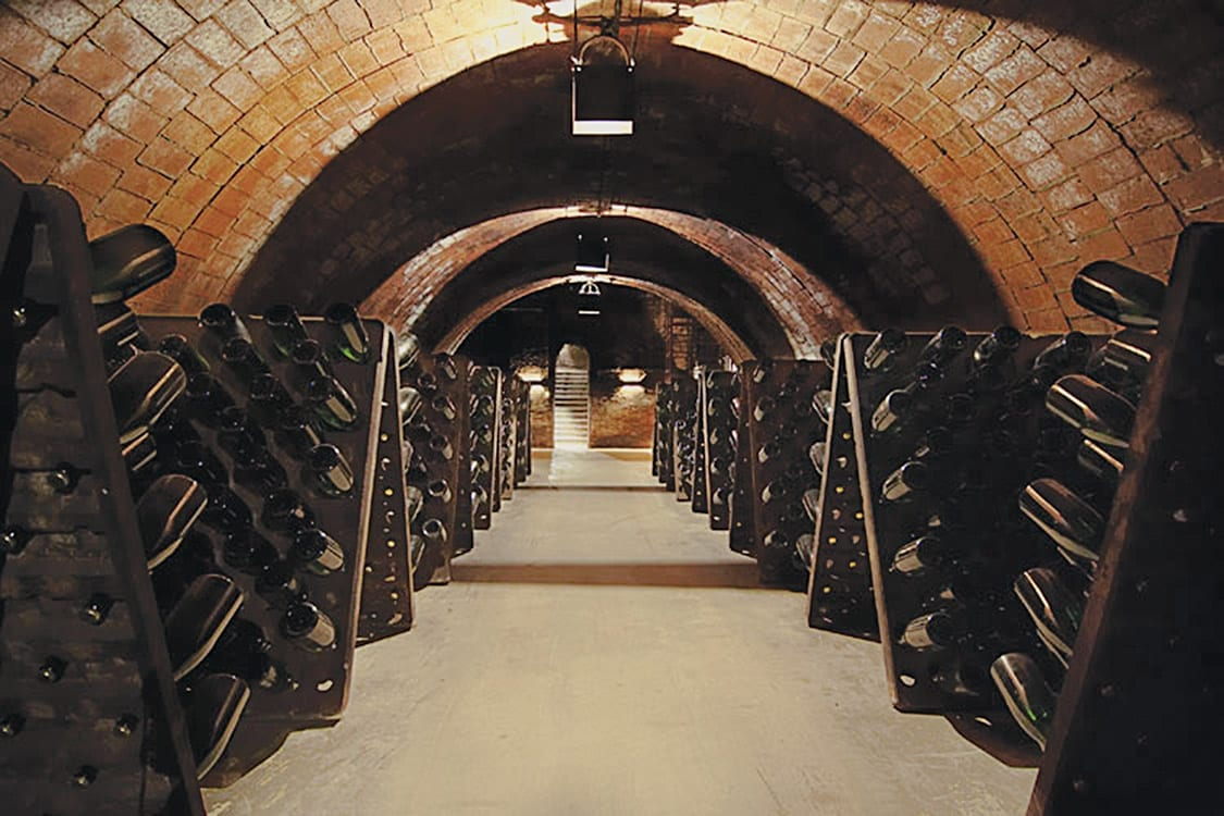 Poema Cava Cellar