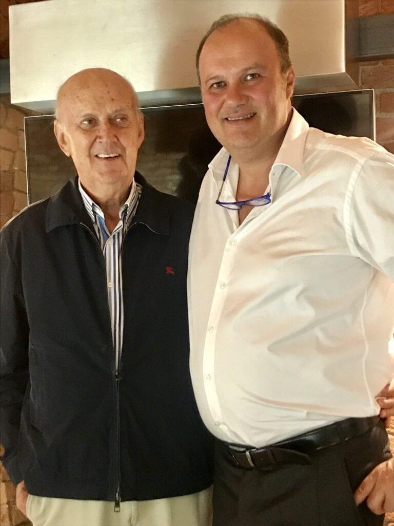 Stefano and Michele Chiarlo