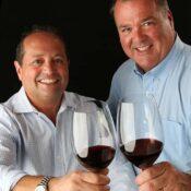 Mike DeSimone and Jeff Jenssen, the World Wine Guys
