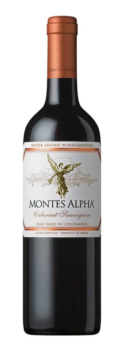 Montes Alpha Cab Sauv