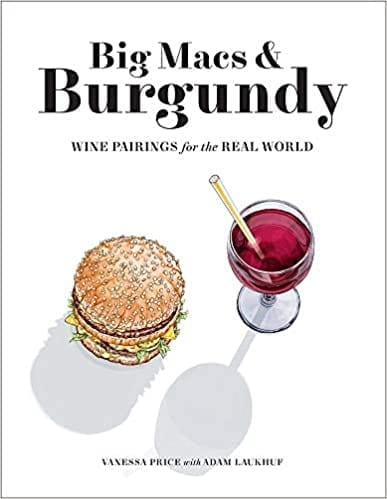 Big Macs and Burgundy, Vanessa Price, book