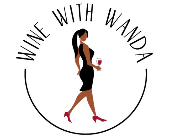 Wine with Wanda logo