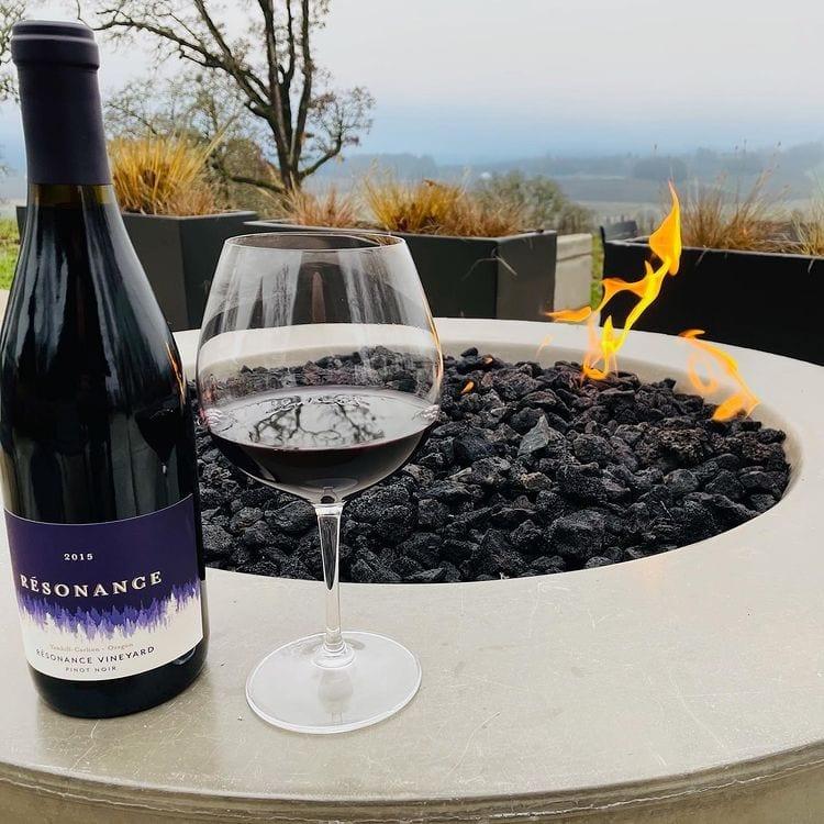 Pinot Noir, Resonance, Oregon