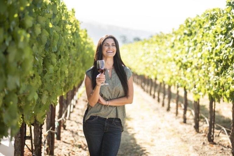 Katie Madigan, winemaker St. Francis