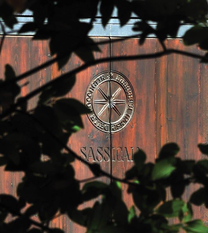 Sassicaia, Super Tuscan, Italy, winery
