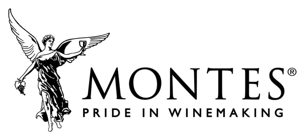 Montes logo - angel