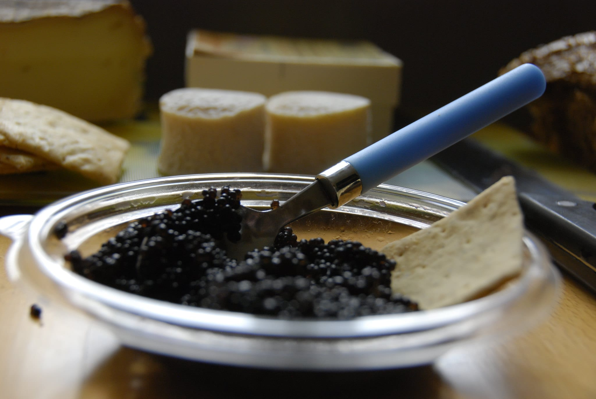 Caviar. Photo by Wendy Johnson, CC Flickr