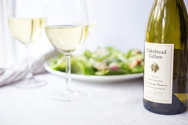 Cakebread cellars, chardonnay, brunch, mother's day