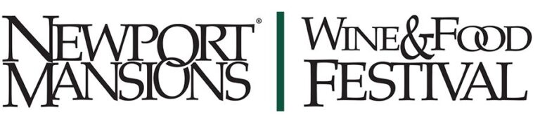 Newport Mansions Wine and Food Festival Logo