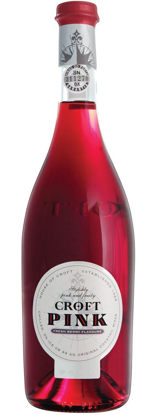 Croft Pink Bottle