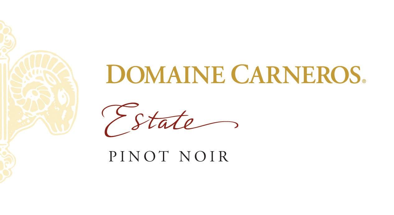 Label of Domaine Carneros Pinot Noir