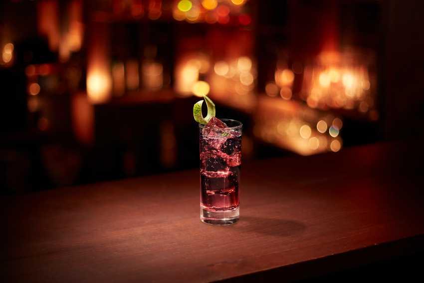 BIN 27 Cocktail - Port Lemonade
