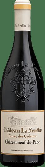 Châteauneuf-du-Pape La Nerthe Cuvée des Cadettes