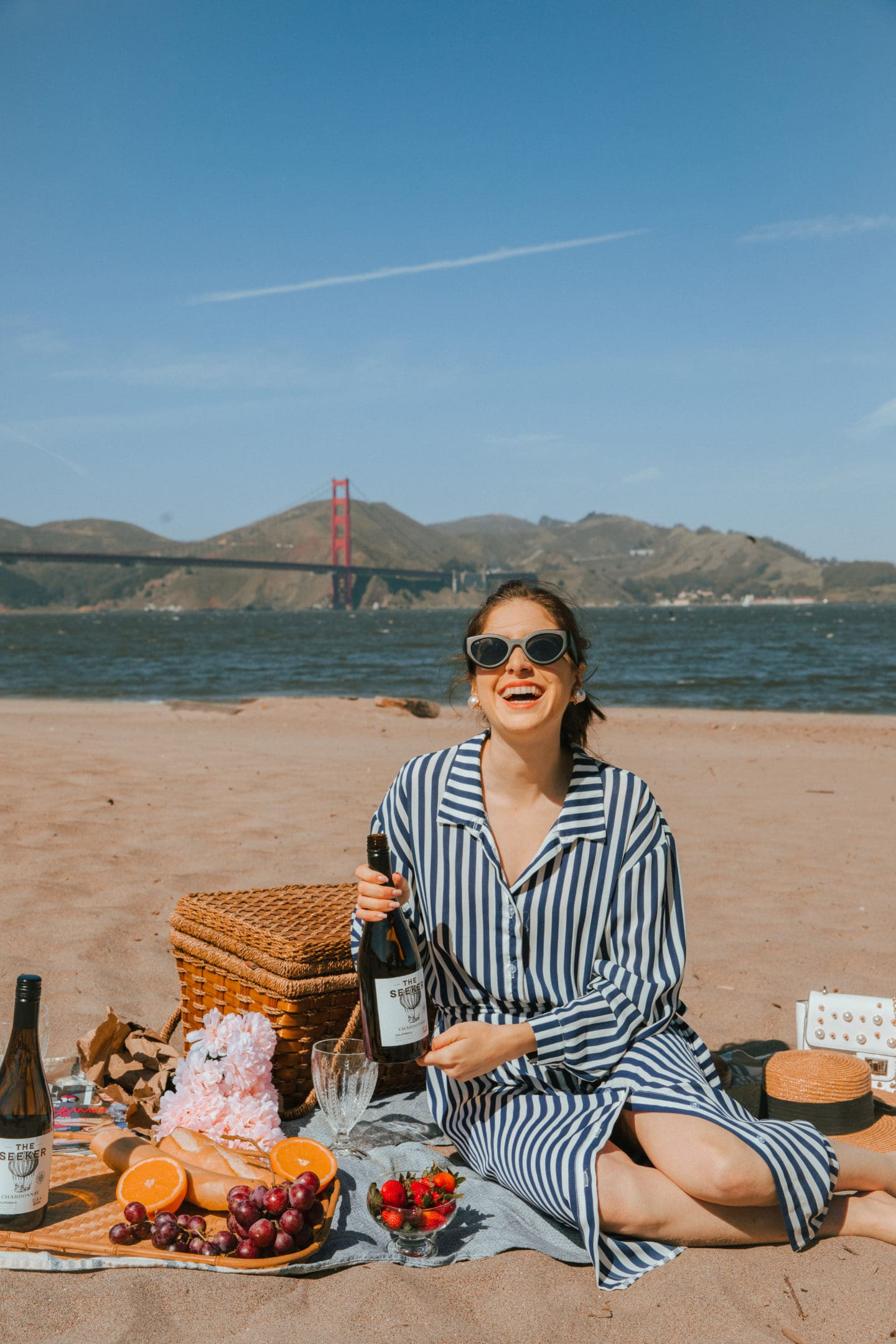 San Francisco wine picnic