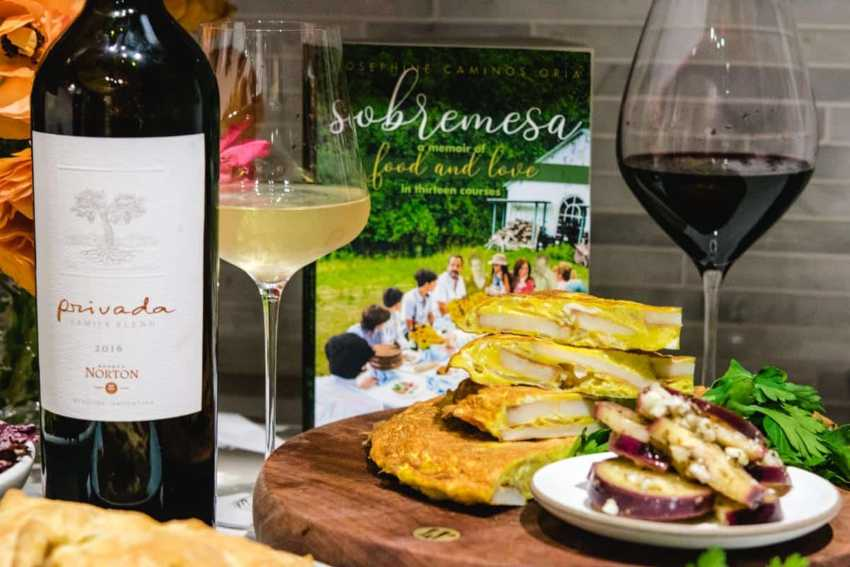 Argentinian food and wine