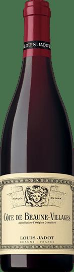 Louis Jadot Cote de Beaune Villages red wine Burgundy Pinot Noir