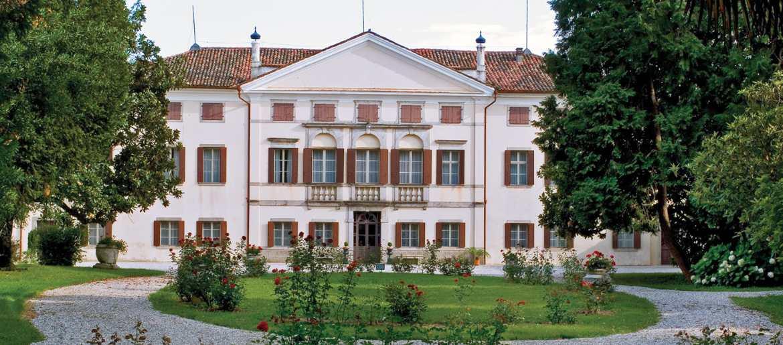 Pighin winery estate villa