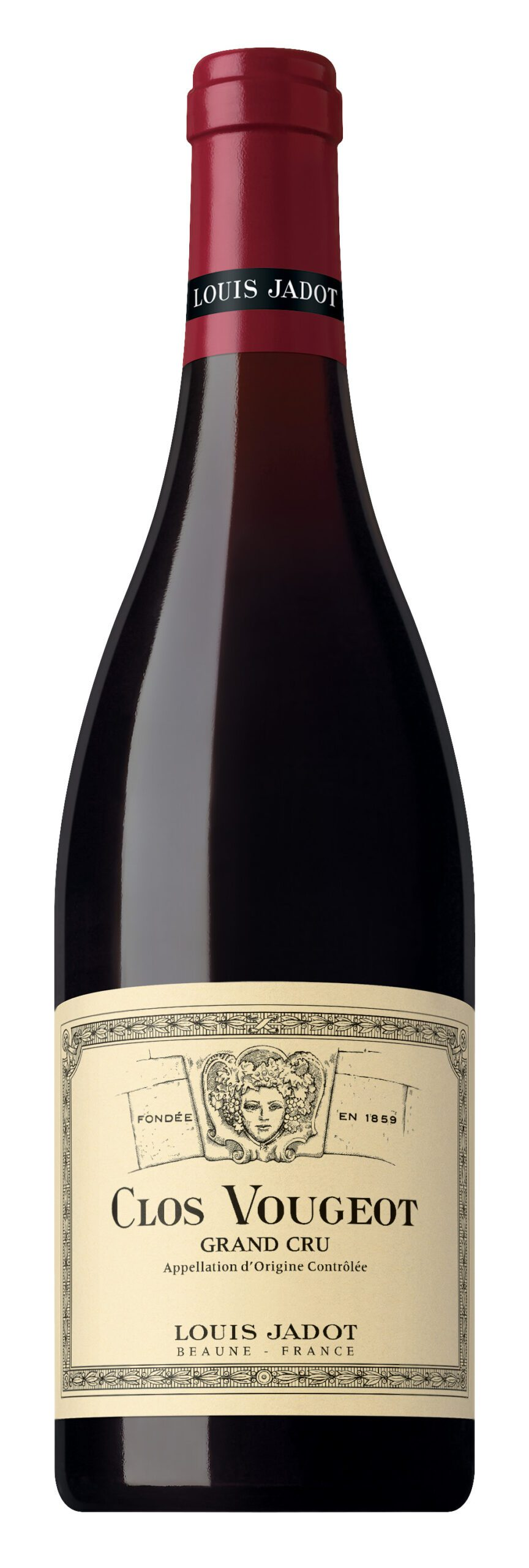 Louis Jadot Clos Vougeot Grand Cru Bottle Image