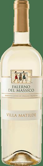 White wine bottle - Falanghina, Villa Matilde