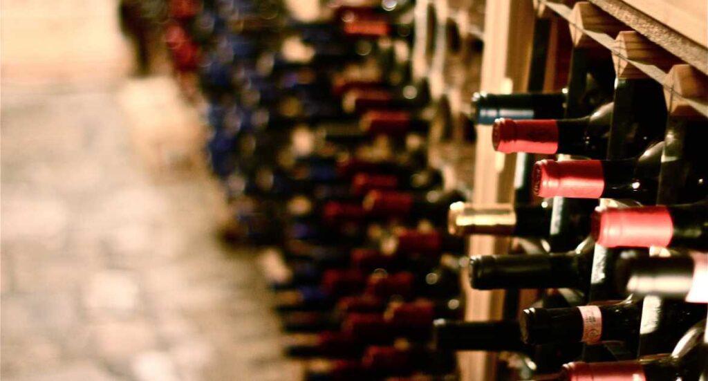 Wine store, enoteca