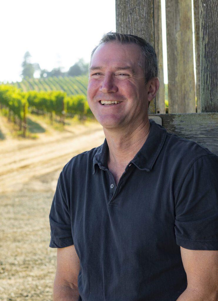 TJ Evans, Winemaker