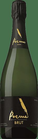 Poema Cava Brut wine