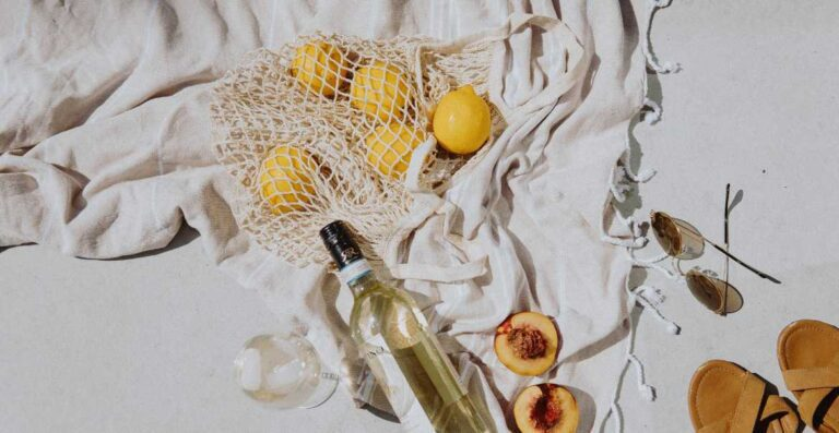 white wine on the beach infamous goose Labor Day sauvignon blanc wine (002)
