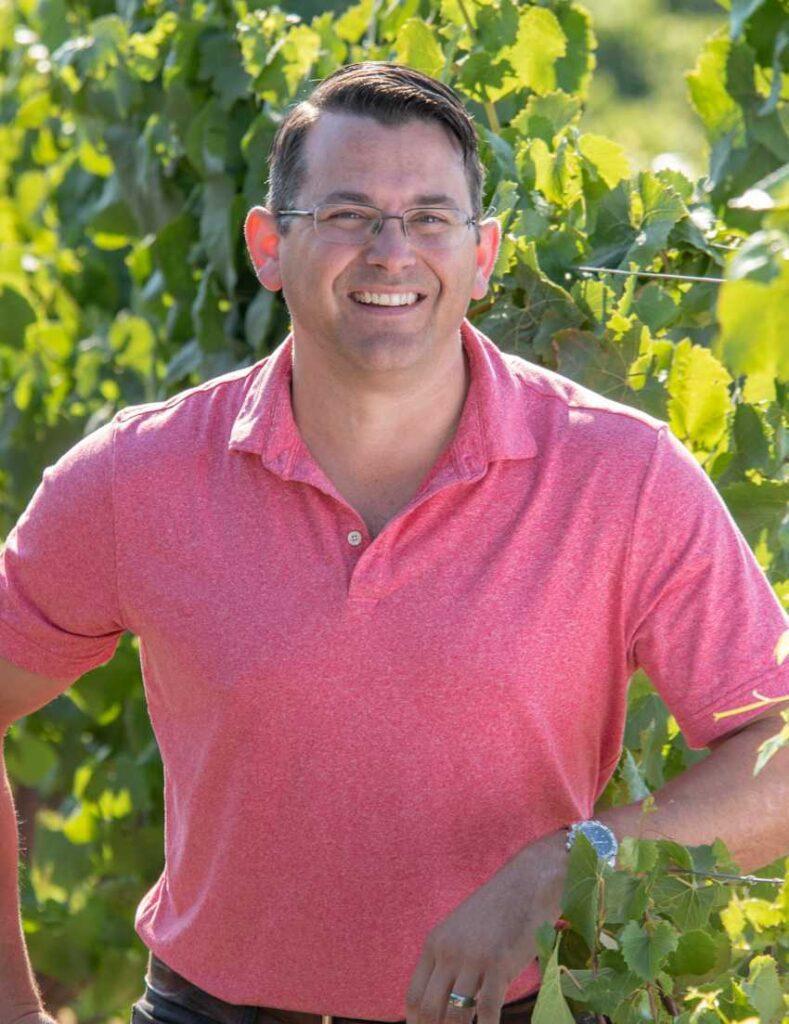Domaine Carneros Winemaker Zak Miller